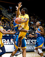 CAL Women's Basketball v. UCLA, January 20, 2013