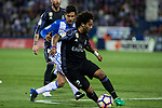 Marcelo Vieira of Real Madrid during the match of  La Liga between Club Deportivo Leganes and Real Madrid at Butarque Stadium  in Leganes, Spain. April 05, 2017. (ALTERPHOTOS / Rodrigo Jimenez)