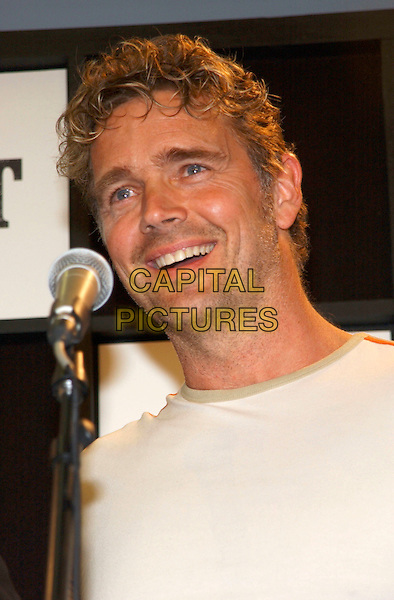 JOHN SCHNEIDER.2005 CMT Music Awards held at the Gaylord Entertainment Center, Nashville, Tennessee, USA, .11 April 2005..portrait headshot schnieder.Ref: ADM.www.capitalpictures.com.sales@capitalpictures.com.©George Shepherd/AdMedia/Capital Pictures.