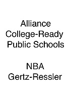 Alliance NBA Gertz-Ressler