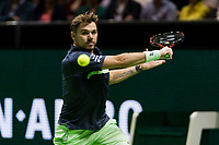 ABN AMRO World Tennis Tournament, 13 Februari, 2018, Tennis, Ahoy, Rotterdam, The Netherlands, Stan Wawrinka (SUI)<br /> <br /> Photo: www.tennisimages.com