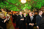 Guest arrive at the Gala on the Green benefitting the Discovery Green Conservancy Saturday Feb. 27,2010. (Dave Rossman Photo)