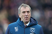 West Ham United assistant coach Ruben Cousillas<br /> <br /> Photographer Rob Newell/CameraSport<br /> <br /> The Premier League - Saturday 9th February 2019  - Crystal Palace v West Ham United - Selhurst Park - London<br /> <br /> World Copyright © 2019 CameraSport. All rights reserved. 43 Linden Ave. Countesthorpe. Leicester. England. LE8 5PG - Tel: +44 (0) 116 277 4147 - admin@camerasport.com - www.camerasport.com