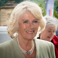 The Duchess of Cornwall.