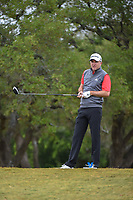Martin Laird (SCO) watches his tee shot on 2 during Round 3 of the Valero Texas Open, AT&amp;T Oaks Course, TPC San Antonio, San Antonio, Texas, USA. 4/21/2018.<br /> Picture: Golffile | Ken Murray<br /> <br /> <br /> All photo usage must carry mandatory copyright credit (&copy; Golffile | Ken Murray)