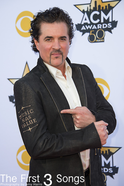 Scott Borchetta attends the 50th Academy Of Country Music Awards at AT&T Stadium on April 19, 2015 in Arlington, Texas.
