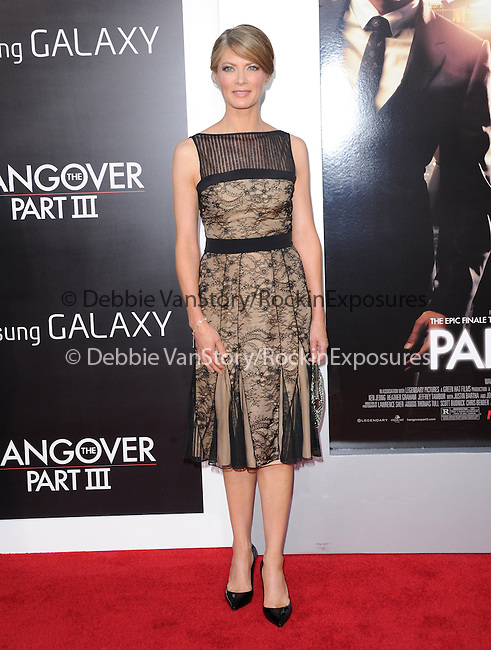 Gillian Vigman at The Warner Bros. Pictures' L.A Premiere of  THE HANGOVER: PART III held at The Westwood Village Theater  in Westwood, California on May 20,2013                                                                   Copyright 2013 © Hollywood Press Agency