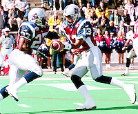 Anthony Calvillo Montreal Alouettes 2000. Photo John Bradley