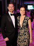 A.J. Walker and Kristin Kelly at the Big Bang Ball at the Houston Museum of Natural Science Saturday March  04,2017. (Dave Rossman Photo)