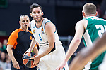Real Madrid Rudy Fernandez during Turkish Airlines Euroleague Quarter Finals 4th match between Real Madrid and Panathinaikos at Wizink Center in Madrid, Spain. April 27, 2018. (ALTERPHOTOS/Borja B.Hojas)