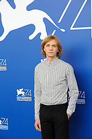 U.S. actor Charlie Plummer attends a photo call for the movie 'Lean On Pete' at the 74th Venice Film Festival, Venice Lido, September 1, 2017. <br /> UPDATE IMAGES PRESS/Marilla Sicilia<br /> <br /> *** ONLY FRANCE AND GERMANY SALES ***