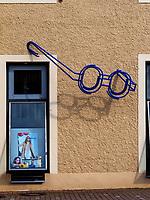 Optiker Westphal Hannoversche Str. 2, Celle, Niedersachsen, Deutschland, Europa<br /> optician Westphal, Celle, Lower Saxony, Germany, Europe