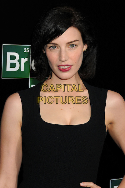 Jessica Pare<br /> &quot;Breaking Bad&quot; Final Episodes Los Angeles Premiere Screening held at Sony Pictures Studios, Culver City, California, USA, 24th July 2013.<br /> portrait headshot black  <br /> CAP/ADM/BP<br /> &copy;Byron Purvis/AdMedia/Capital Pictures