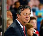 Nederland, Eindhoven, 29 maart 2014<br /> Eredivisie<br /> Seizoen 2013-2014 <br /> PSV-FC Groningen <br /> Tiny Sanders, algemeen directeur van PSV.