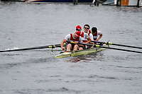 Race: 19 - Event: BRITANNIA - Berks: 450 RIVERSIDE B.C., USA - Bucks: 454 STRATFORD-UPON-AVON B.C.<br /> <br /> Henley Royal Regatta 2017<br /> <br /> To purchase this photo, or to see pricing information for Prints and Downloads, click the blue 'Add to Cart' button at the top-right of the page.