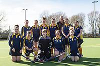 Chelmsford HC Ladies 5th XI vs Romford HC Ladies, Essex Women's League Field Hockey at Chelmer Park on 9th March 2019