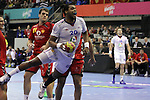 Sevaljevic & Sorhaindo. Montenegro vs France: 20-32 - Preliminary Round - Group A