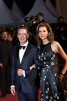 Kyle MacLachlan, Desiree Grube at the premiere for 'Twin Peaks' at the 70th Festival de Cannes. <br /> May 25, 2017 Cannes, France<br /> Picture: Kristina Afanasyeva / Featureflash