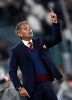 Calcio, Serie A: Torino, Juventus Stadium, 6 maggio 2017. <br /> Torino's coach Sinisa Mihajlovic gestures to his players during the Italian Serie A football match between Juventus and Torino at Torino's Juventus stadium, May 6, 2017.<br /> UPDATE IMAGES PRESS/Isabella Bonotto