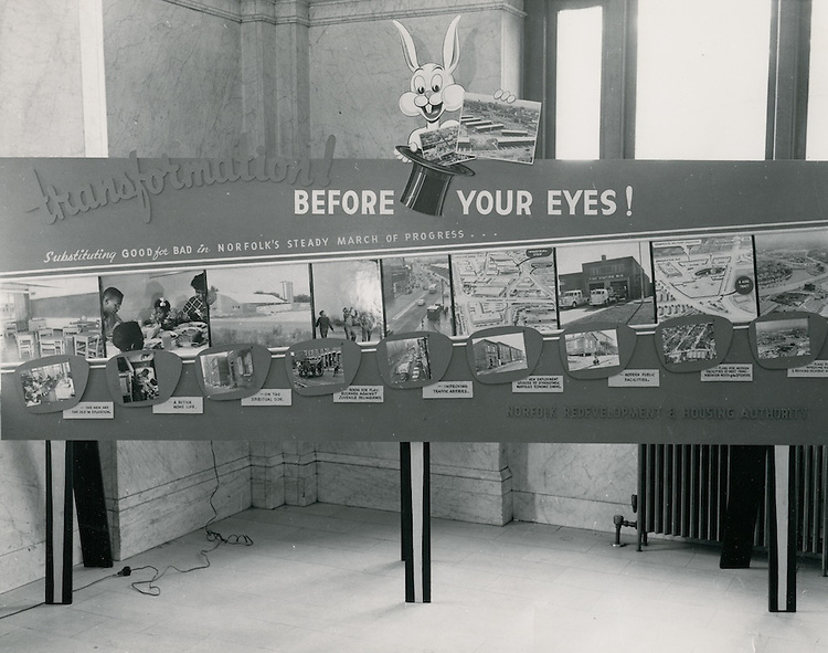 1964 ??...City Hall Exhibit..McIntosh Studio.NEG#.NRHA# 413..