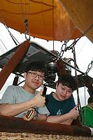 20180119 19 January Hot Air Balloon Cairns