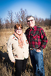 Dad & Julie Fall 2014