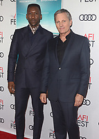 "HOLLYWOOD - NOVEMBER 9:  Mahershala Ali and Viggo Mortensen at the 2018 AFI Fest ""Green Book"" Gala Screening on November 9, 2018 at the TCL Chinese Theatre in Hollywood, California. (Photo by Scott Kirkland/PictureGroup)"