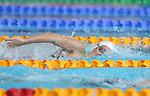 Glasgow 2014 Commonwealth Games<br /> Jazz Carlin (Wales) swimming in the women's 1500m Backstroke.<br /> <br /> 28.07.14<br /> &copy;Steve Pope-SPORTINGWALES