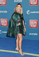 HOLLYWOOD, CA - NOVEMBER 05: Julia Michaels attends the Premiere Of Disney's 'Ralph Breaks The Internet' at the El Capitan Theatre on November 5, 2018 in Los Angeles, California.<br /> CAP/ROT/TM<br /> &copy;TM/ROT/Capital Pictures