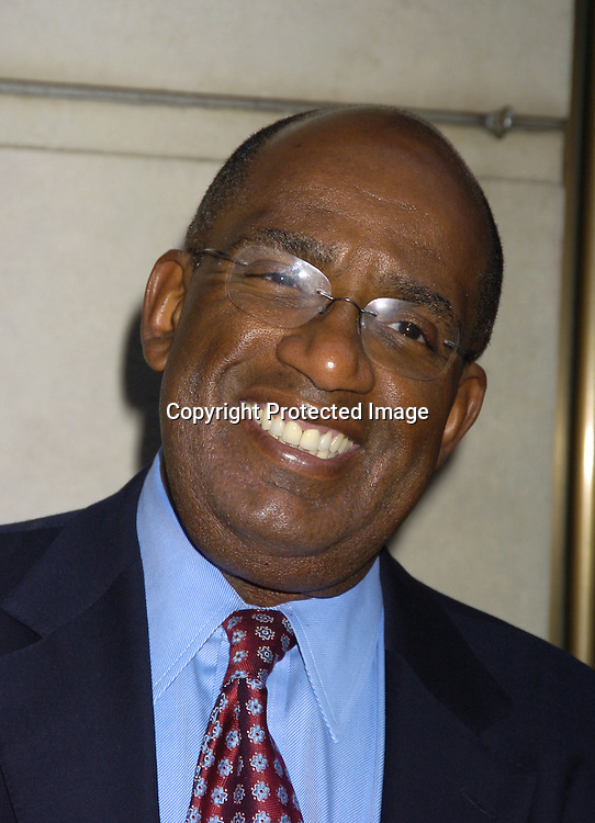 """Al Roker..at a Book party for Madonna's new book """"Lotsa De Casha"""" ..on June 7, 2005 at Bergdorf Goodman. ..Photo by Robin Platzer, Twin Images"""
