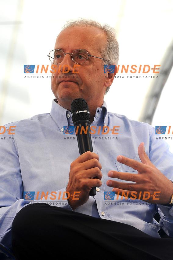 Walter Veltroni<br /> Genova 04-09-2013 Festa Nazionale Partito Democratico<br /> Photo  Genova Foto /Insidefoto
