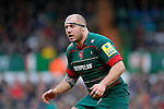 Neil Briggs of Leicester Tigers - Aviva Premiership - Leicester Tigers vs Sale Sharks - Season 2014/15 - 28th February 2015 - Photo Malcolm Couzens/Sportimage