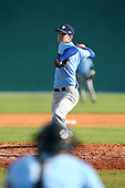 December 30, 2009:  Sean Abbate (5) of the Baseball Factory Tar Heels team during the Pirate City Baseball Camp & Tournament at Pirate City in Bradenton, Florida.  (Copyright Mike Janes Photography)