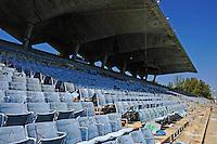 Images of Miami Marine Stadium in it's present condition, March 2011.