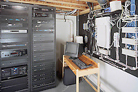 PC Controlled Home Utility Room