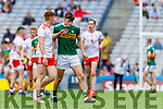 Sean O'Shea, Kerry during the All Ireland Senior Football Semi Final between Kerry and Tyrone at Croke Park, Dublin on Sunday.