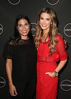 WEST HOLLYWOOD, CA - JANUARY 9: Meghan Hooper White, Delta Goodrem, at the Lifetime Winter Movies Mixer at Studio 4 at The Andaz Hotel in West Hollywood, California on January 9, 2019. Credit:Faye Sadou/MediaPunch