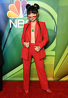 08 August 2019 - Beverly Hills, California - Poppy Lui. 2019 NBC Summer Press Tour held at Beverly Hilton Hotel. <br /> CAP/ADM/BT<br /> ©BT/ADM/Capital Pictures