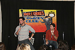 Brandon Barash & Bradford Anderson - General Hospital - appeared by way of Coastal Entertainment on December 6, 2009 at Uncle Vinny's/Ferrera's Cafe in Point Pleasant, New Jersey. They sang for the fans, answered questions, signed photos and posed for photos. (Photos by Sue Coflin/Max Photos)