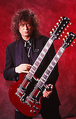 JIMMY PAGE 1993 WILLIAM HAMES