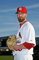 Mar 01, 2010; Jupiter, FL, USA; St. Louis Cardinals pitcher Jason Motte (60) during  photoday at Roger Dean Stadium. Mandatory Credit: Tomasso De Rosa/ Four Seam Images