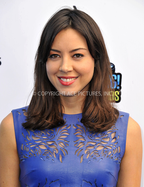 WWW.ACEPIXS.COM....August 19,2012, Santa Monica, CA.....Aubrey Plaza arriving at the 2012 Do Something Awards at Barker Hangar on August 19, 2012 in Santa Monica, California.........By Line: Peter West/ACE Pictures....ACE Pictures, Inc..Tel: 646 769 0430..Email: info@acepixs.com