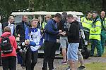Celebrity Cup <br /> Celtic Manor Resort<br /> 05.07.14<br /> &copy;Steve Pope-SPORTINGWALES