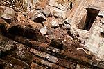Temple Ruins 04 - Preah Palilay Temple, Angkor Thom, Cambodia