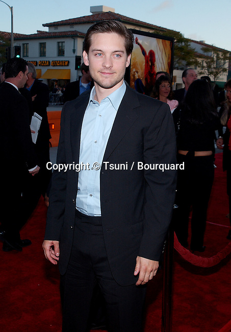 Tobey Maguire arrive for the premiere of 'Spider Man' at the Mann Village in Westwood, Los Angeles. April 29, 2002.           -            MaguireToby03.jpg