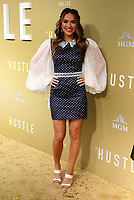 "08 May 2019 - Hollywood, California - Chrishell Hartley. ""The Hustle"" Los Angeles Premiere held at the ArcLight Cinerama Dome. Photo Credit: Faye Sadou/AdMedia"
