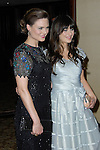 EMILY DESCHANEL, ZOOEY DESCHANEL. Arrivals to the 24th Annual American Society of Cinematographers Awards, at which Caleb Deschanel received the Lifetime Achievement Award. At the Hyatt Regency Century Plaza Hotel. Los Angeles, CA, USA. February 27, 2010.