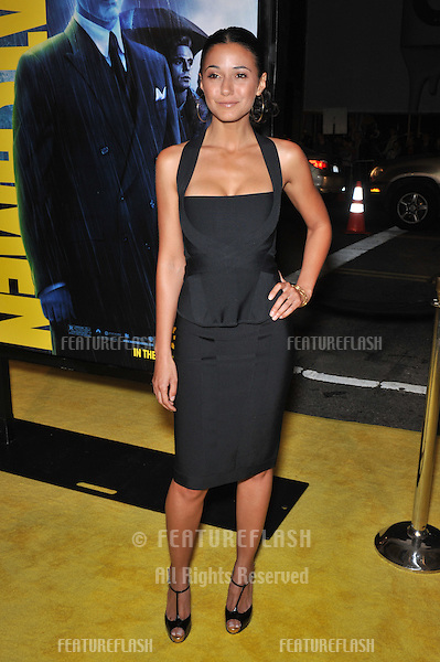 "Emmanuelle Chriqui at the US premiere of ""Watchmen"" at Grauman's Chinese Theatre, Hollywood..March 2, 2009  Los Angeles, CA.Picture: Paul Smith / Featureflash"
