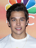 LOS ANGELES, CA, USA - MAY 01: Austin Mahone in the press room at the iHeartRadio Music Awards 2014 held at The Shrine Auditorium on May 1, 2014 in Los Angeles, California, United States. (Photo by Celebrity Monitor)