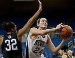 2013 Nevada Womens Basketball vs Air Force